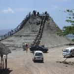 Volcan Totumo, prêt pour le bain de boue ?