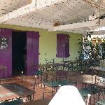 Salle petits-déjeuners et diners