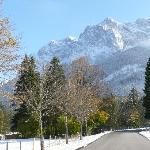 Oberau view