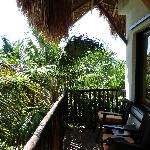 3rd Floor Balcony