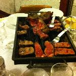Tabletop Grill with Bistecca
