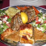 Foto Pappas Greek Food & Steak