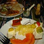 The great buffet food