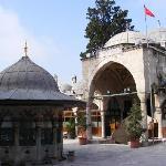 Patio Mezquita Mehmet Pasa