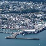 Douarnenez harbour