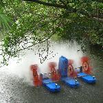 Tangfu Park-10 Water Wheel 水车