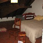 main beds upstairs