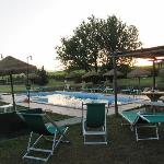 Poolbereich