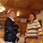 Frau Knarr+Frau Wiechmann