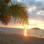 tramonto al loharano