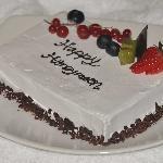 The honeymoon cake :)