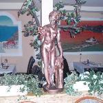 Restaurant Athen in Beelitz .