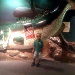 Sean and the bigfish- Mcwanye Center