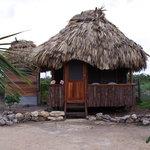 Cabanas & Bathroom