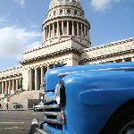 at the capitolio, just around the bloch