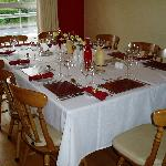 Private Dinner Party At Brooke-Lodge