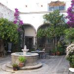 Courtyard Casa Carmen