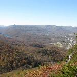 View from the Pinnacle Overlook