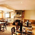 Wine bar - I like here for lunch or casual evening
