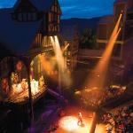 Elizabethan Stage (Doctor Faustus, 2005)