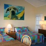 Two room suite - #1 Windward at the Beach