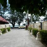 Maalai Resort entry to hotel