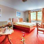 Komfort-Hotelzimmer im Gästehaus