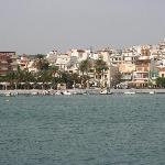 Across Sitia harbour
