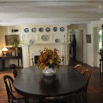 Dining Room-Melrose House