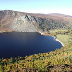 A look to lough Tay direction Sally Cap