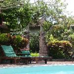 Piscina Melati Cottages