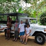 Very nice trip around Paraty