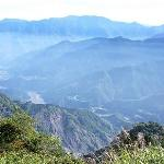 View across Alishan Country Park