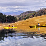 Fontana Lake Kayak Adventure - GSMNP