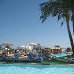 la piscina del Beach
