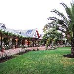 The main wing [ gardenside ]