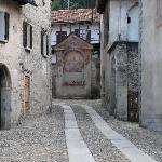 Le village de Madonna del Sasso
