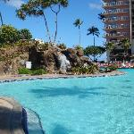 Kaanapali Beach Club Pool