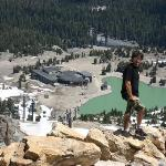 View from the Top in Mammoth