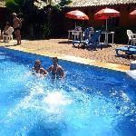 pool again