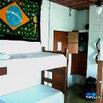 4 and 6 beds dorm ensuite