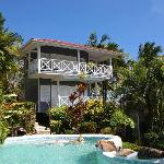 The Vacation Club and Pool, of Marigot Bay