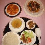 ランチ 中華料理