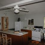 Water Lily Cottage Interior