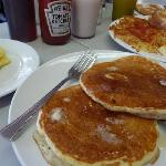 Pancakes & omlettes