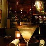 Lychee Martini at Terazo