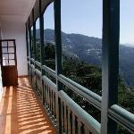 Suite 311, balcony