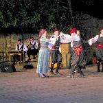 Original griechischer Tanz
