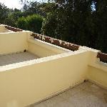 état des peintures sur balcon