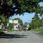 Downtown Cahuita